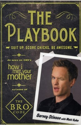 The Playbook Barney Stinson 9781849832496