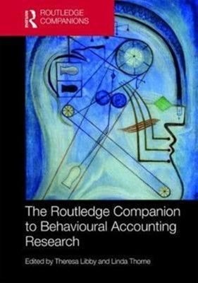 The Routledge Companion to Behavioural Accounting Research  9781138890664