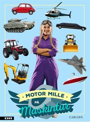 Motor Mille - Motor Mille på maskintur Mille Gori 9788711699874