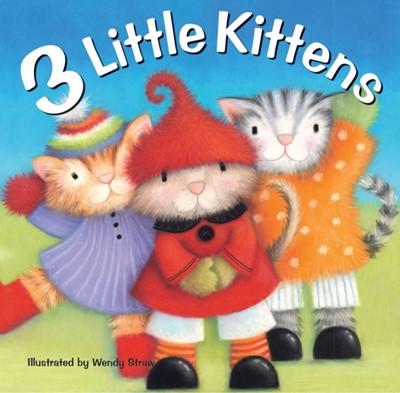 3 Little Kittens  9781782261995