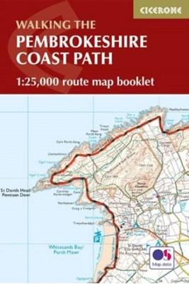 Pembrokeshire Coast Path Map Booklet  9781852848965