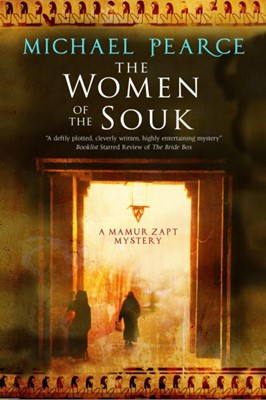 The Women of the Souk Michael Pearce 9781847517197