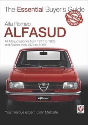 Alfa Romeo Alfasud Colin Metcalfe 9781845840075