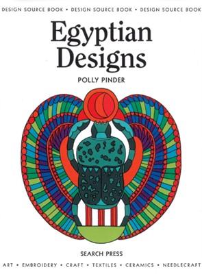 Design Source Book: Egyptian Designs Polly Pinder 9781903975558