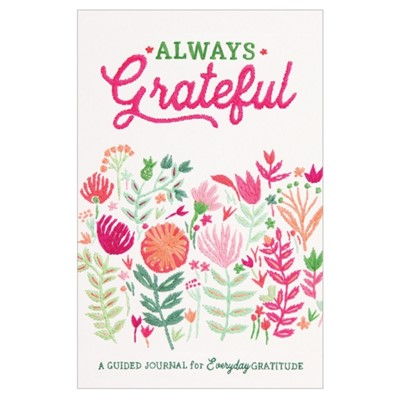 Always Grateful Guided Journal  9780735355057