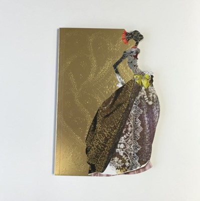 "Christian Lacroix Madone Nubienne A5 8"" X 6"" Softcover Notebook Christian Lacroix 9780735350632"