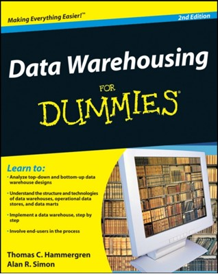 Data Warehousing For Dummies Thomas C. Hammergren 9780470407479