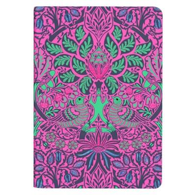 William Morris Dove & Rose Handmade Embroidered Journal  9780735352261