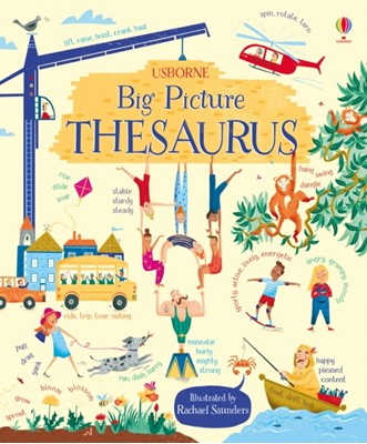 My Big Picture Thesaurus Rosie Hore 9781409598749
