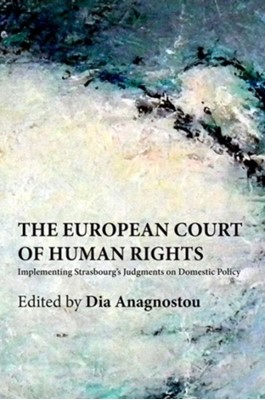 The European Court of Human Rights  9780748670604
