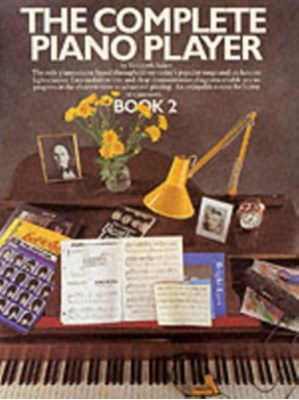 The Complete Piano Player Kenneth Baker 9780711904323