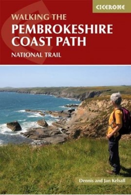 The Pembrokeshire Coast Path Dennis Kelsall, Jan Kelsall 9781852848156