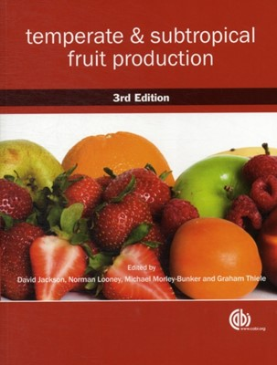 Temperate and Subtropical Fruit Production  9781845935016