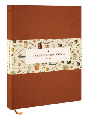 Observer's Notebook: Home Princeton Architectural Press 9781616896379