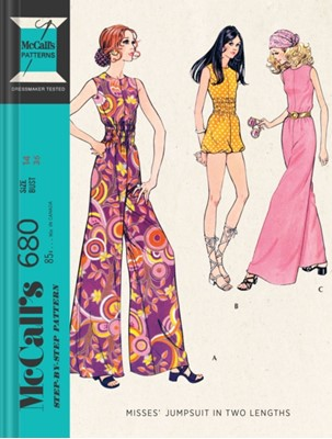Vintage McCall's Journal The McCall Pattern Company 9781452134802