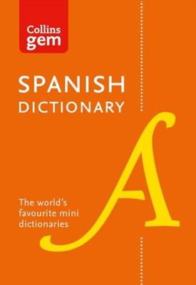 Collins Spanish Gem Dictionary Collins Dictionaries 9780008141844