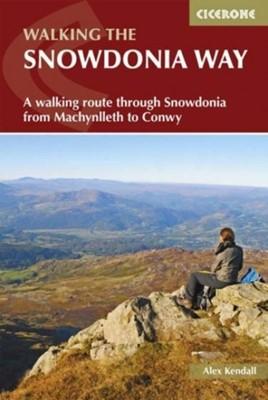 The Snowdonia Way Alex Kendall 9781852848569