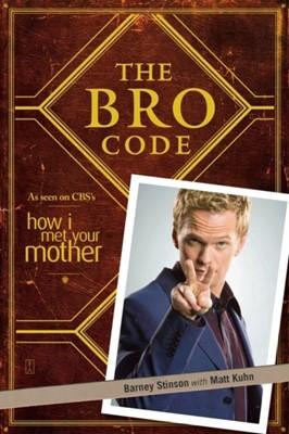 The Bro Code Barney Stinson 9781847399304