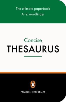 The Penguin Concise Thesaurus David Pickering 9780140515206
