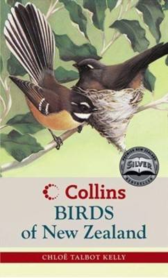 Collins Birds of New Zealand Chloe Talbot Kelly 9781869500634