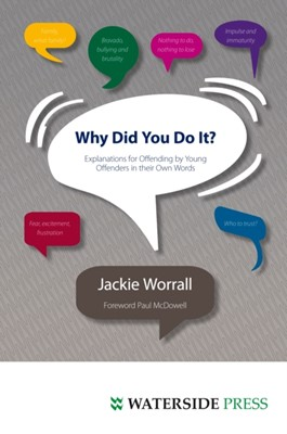 Why Did You Do It? Jackie Worrall 9781904380740