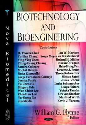 Biotechnology & Bioengineering  9781604560671