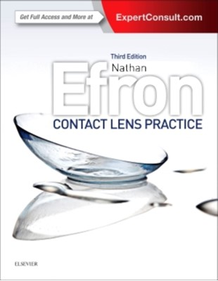 Contact Lens Practice Nathan Efron 9780702066603