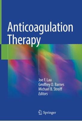 Anticoagulation Therapy  9783319737089