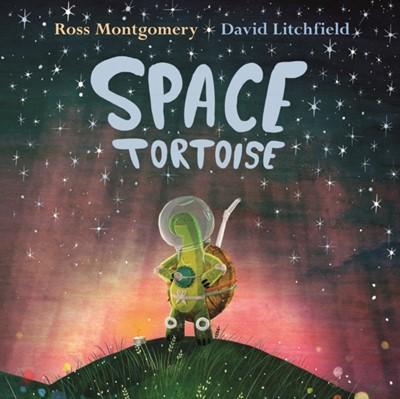 Space Tortoise Ross Montgomery 9780571331055