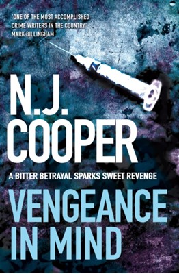 Vengeance in Mind N. J. Cooper 9780857206817