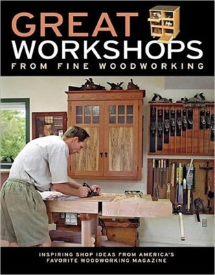 """Great Workshops from """"Fine Woodworking"""" """"Fine Woodworking"""" Magazine 9781561589494"""