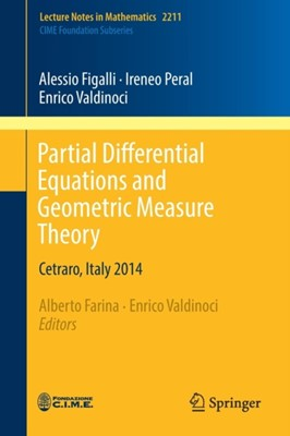 Partial Differential Equations and Geometric Measure Theory Alessio Figalli, Ireneo Peral, Enrico Valdinoci 9783319740416