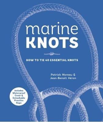 Marine Knots Patrick Moreau 9780062797759