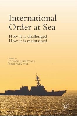 International Order at Sea  9781137586629