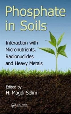 Phosphate in Soils  9781482236798
