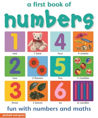 A First Book of Numbers Chez Picthall 9781907604102