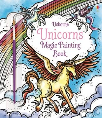 Magic Painting Unicorns Fiona Watt 9781474947978