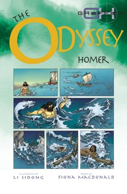 The Odyssey Homer 9781906714376