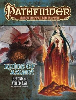 Pathfinder Adventure Path: Ruins of Azlant 6 of 6 Thurston Hillman 9781640780095