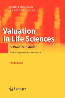 Valuation in Life Sciences Boris Bogdan, Ralph Villiger 9783642108198