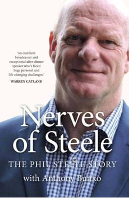Nerves of Steele Anthony Bunko, Philip Steele 9781902719504