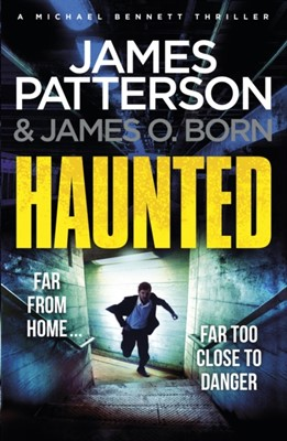 Haunted James Patterson 9781784753733