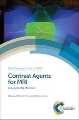 Contrast Agents for MRI  9781782624479