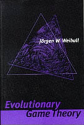 Evolutionary Game Theory Jorgen W. Weibull 9780262731218