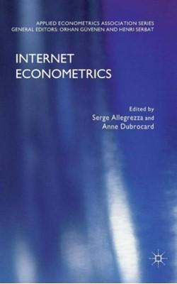Internet Econometrics  9780230362925