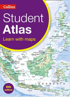 Collins Student Atlas Collins Maps 9780008259150