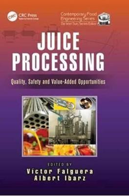 Juice Processing  9781138033740