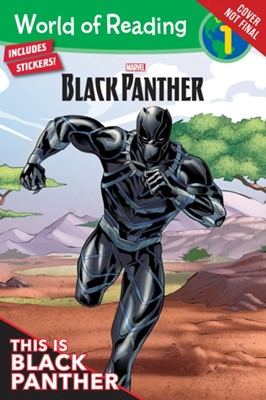 World Of Reading: Black Panther Andy Schmidt 9781368008532