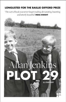 Plot 29 Allan Jenkins 9780008121952