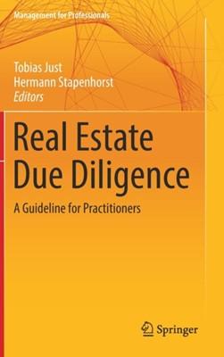 Real Estate Due Diligence  9783319625089